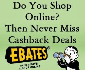 Ebates Cash Back Shop Online and Save