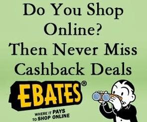 Ebates Cash Back Shop Online and Save