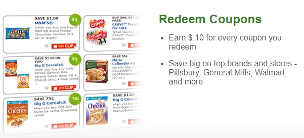InboxDollars Grocery Store Coupons