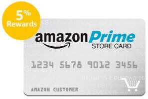 Amazon Prime Credit Card