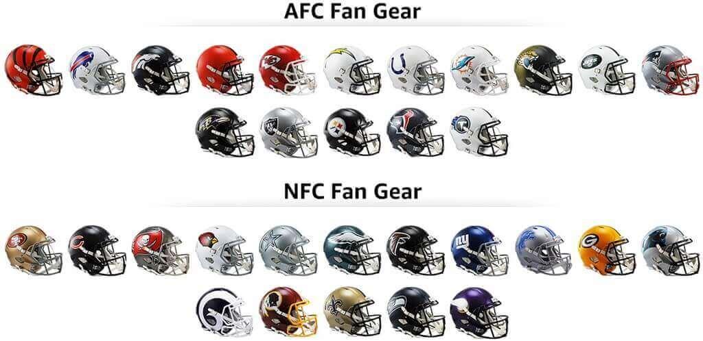 National Football League Tables