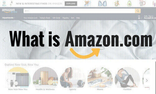 What is Amazon.com