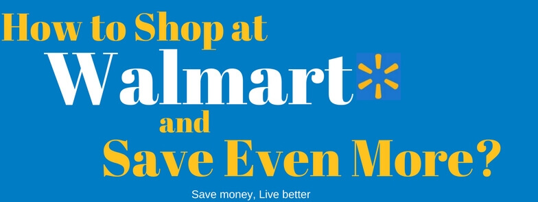 How to Shop at Walmart