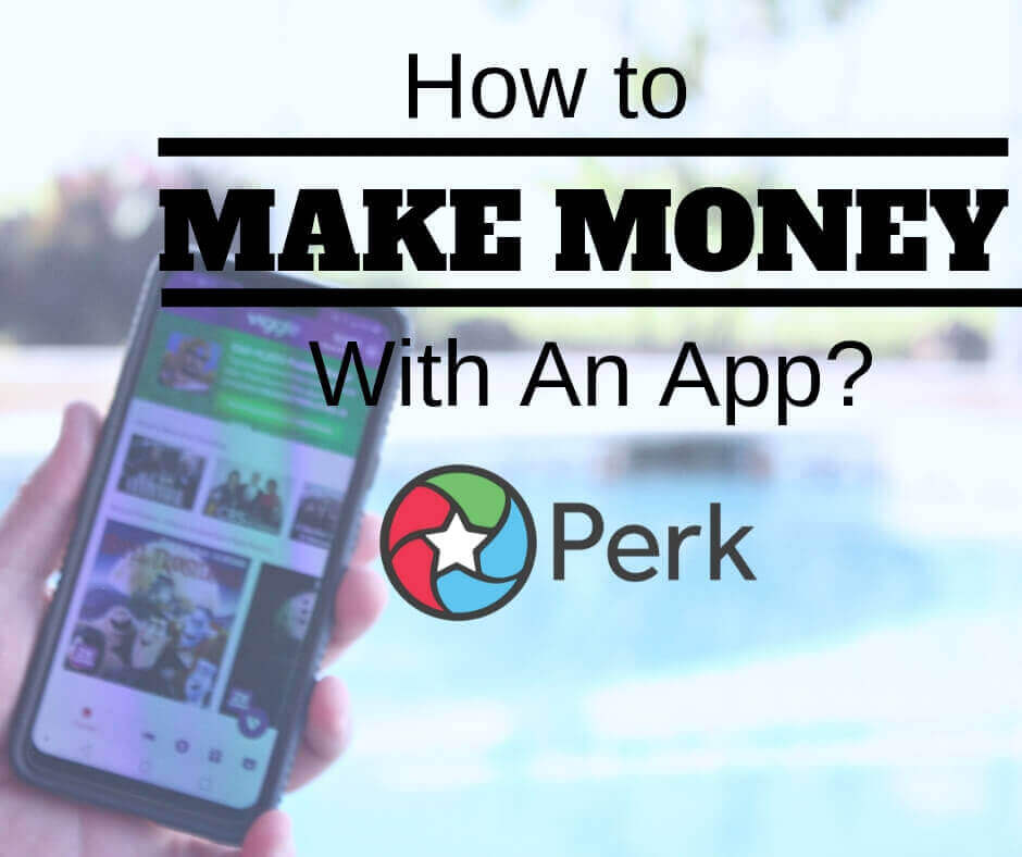How to make money with Perk