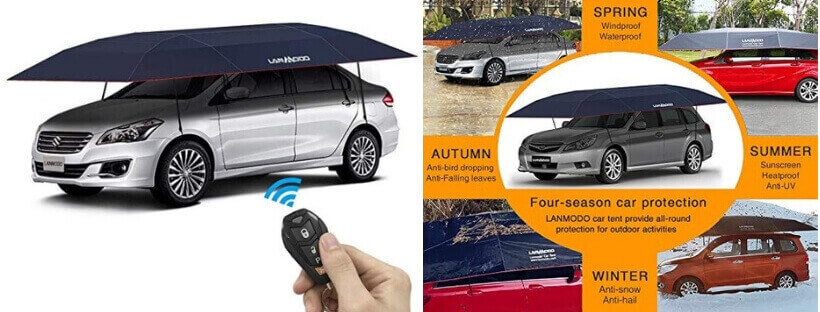 Giant Car Umbrella